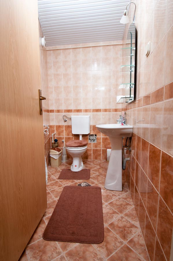 Secondary Toilet